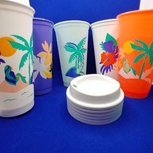 Starbucks Hot Cups Mermaid Limited Summer Edition